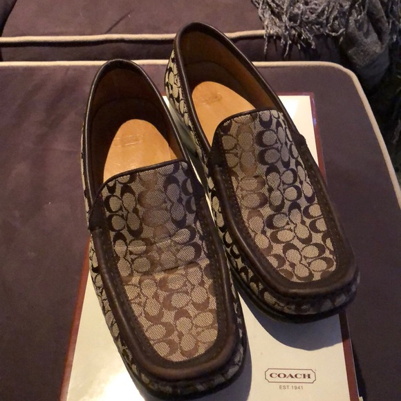 Coach Shoes - Authentic Coach loafers